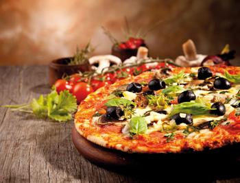 Livraison pizzas à la Crau